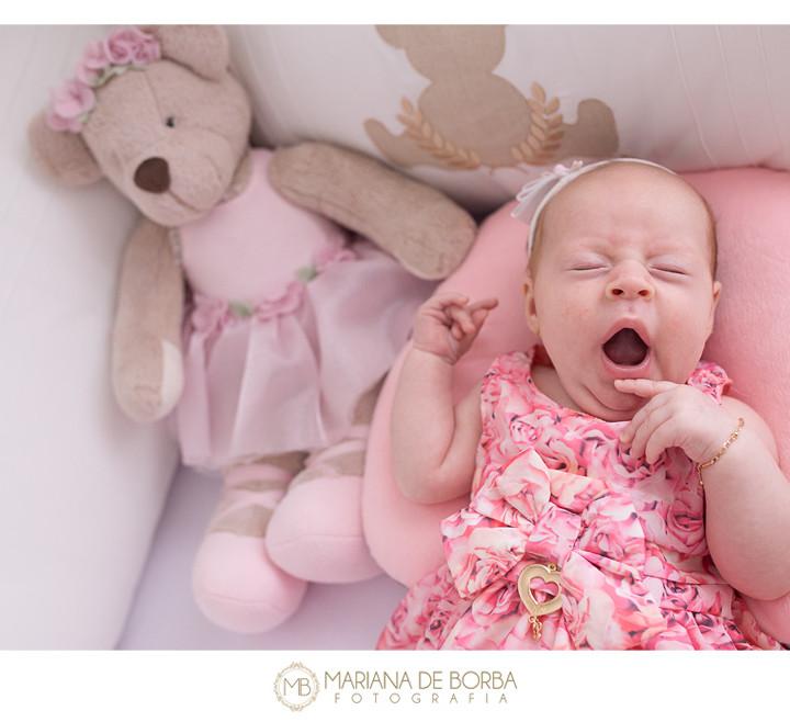 Glória | 1 mês | acompanhamento fotográfico do bebê | Novo Hamburgo | fotógrafo de família e infantil São Leopoldo