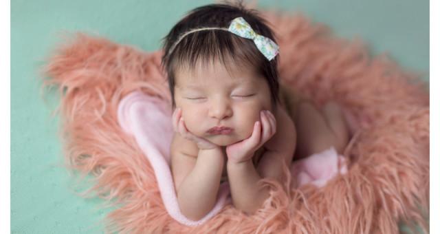Luana | 11 dias de vida | ensaio newborn | menina | fotógrafo infantil e de família São Leopoldo