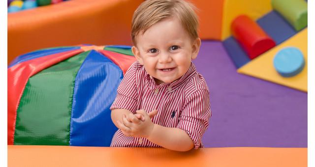 Artur | aniversário 1 aninho | festa infantil | fotógrafo São Leopoldo